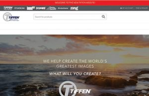 Tiffen-Homepage-3-19 redesigned website