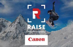 Canon-RAISE-homepage