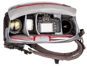 MindShiftGear PhotoCross 15 open
