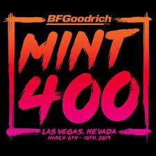 Mint 400 2019-Logo