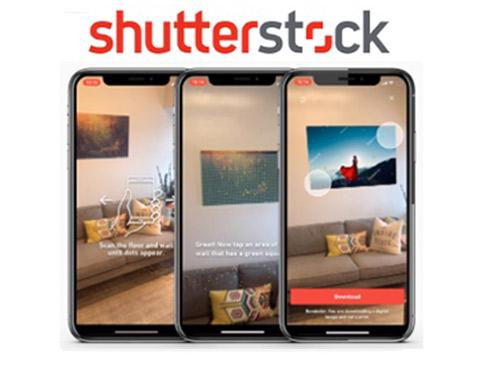 Shutterstock-View-in-Room-app