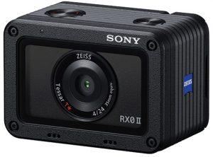 Sony RX0 II_left