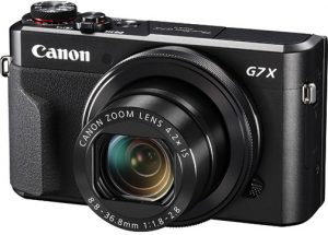 6th Retailers' Choice Awards Canon-PowerShot-G7-X-Mark-II
