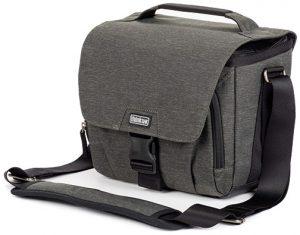 Vison shoulder bag Think-Tank-Vision-10-Olive-Left