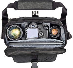 Vision shoulder bag Think-Tank-Vision-13-Olive-open