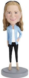 Tweens Bobbleheads.com-casual-female