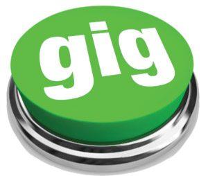 Gig-economy button