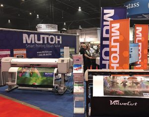 What's Happening June 2019 Mutoh-America-printer-display
