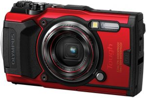 Olympus-Tough-TG-6-red-left rugged adventureproof compact cameras