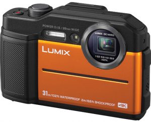 Panasonic-Lumix-DC-TS7-orange rugged adventureproof compact cameras