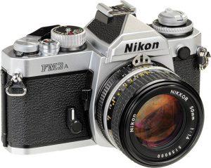 Nikon-FM3A