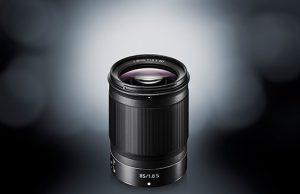 Nikon-Nikkor-Z-85mm-f1.8-S-banner