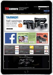 YMcamera.com-in-iPad