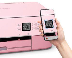 Canon-Pixma-TS5320-pink