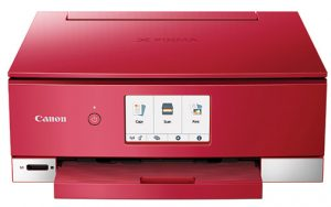 Canon-Pixma-TS8320-red