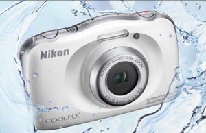 Nikon-Coolpix-W150-wet-banner