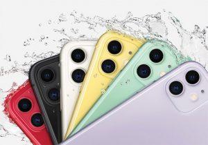 Apple-iPhone-11-wet