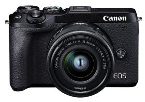 Canon-EOS-M6-Mark-II-front