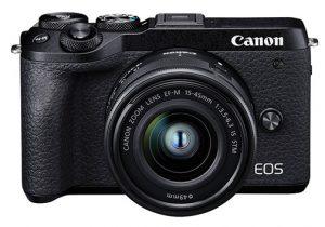 Canon-EOS-M6-Mark-II-front