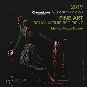 Lucie Foundation 2019 Scholarship Lucie-2019-Monica-Alcazar-Duarte