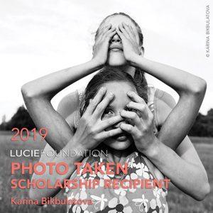 Lucie Foundation 2019 ScholarshipLucie2019-Karina-Bikbulatova