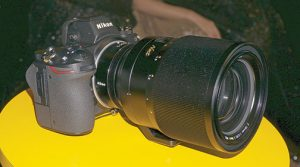 PhotoPlus Expo 2019 Nikkor-Z-58mm-f095-S-Noct