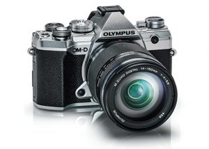 Olympus Inks Deal Olympus-OM-D-E-M5-Mark-III-silver-right