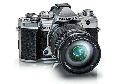 Olympus Inks Deal Olympus-OM-D-E-M5-Mark-III-silver-right