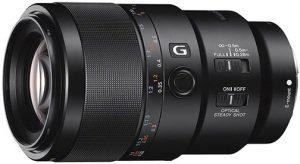 FaLL lens scene 2019 Sony-FE-90mm-f2.8-Macro-G-OSS
