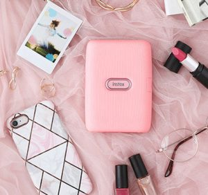 Fujifilm-Instax-Mini-Link-Pink-lifestyle What's Happening November 2019