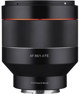 Rokinon-85mm-F1.4-FE-for-sony