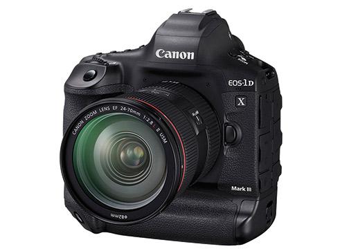Canon-EOS-1D-X-Mark-III-left