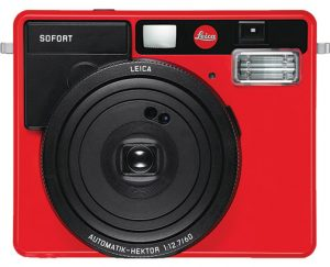 Leica-Sofort-red instant print