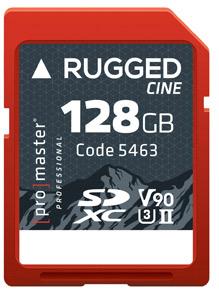 Promaster-SDXC-128GB-Rugged-Cine-UHS-II-card