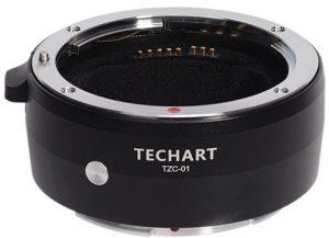Techart-TZC-01-adapter