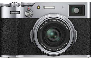 Fujifilm-X100V-silver-front