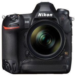 lagship Nikon D6 DSLR Nikon-D6_24-70VR_front