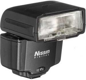 Nissin-i400-TTL-Sony shoe-mount flash