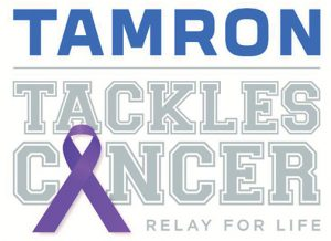 annual fundraiser Tamron-Tackles-Cancer-Relay-Life
