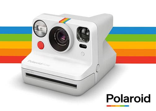 Polaroid-Now-banner-w-logo