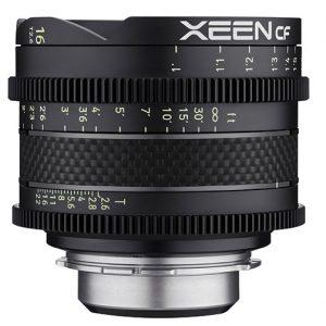 Rokinon-XEEN-CF-16mm-T2.6-Front Xeen CF Professional Cine