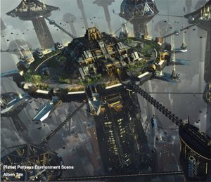 Andromeda design contest -AlbanTam