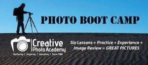 Covid-19 CreativePhotoAcadmy-PhotoBootCamp
