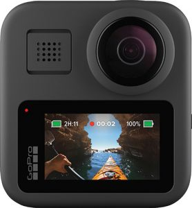 gifts GoPro-Max-front-screen