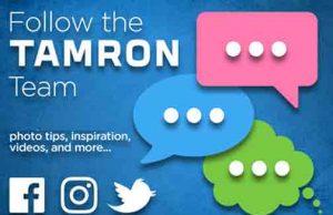 Tamron-social