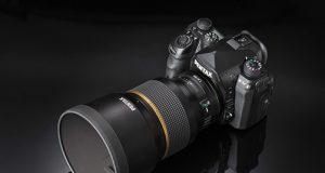 HD-Pentax-D-FA-85mm-F1.4ED-SDM-AW-on-camera
