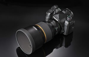 HD-Pentax-D-FA-85mm-F1.4ED-SDM-AW-on-camera