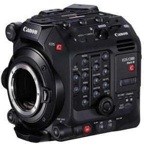 Canon-C300-Mark-III-left