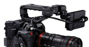 Canon-C300-Mark-III-right-w-Cine-Servo-70-200mm-LCD-sideB