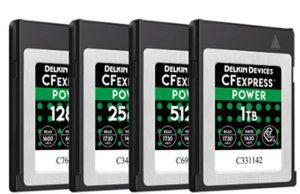 Delkin-CFexpressBcards